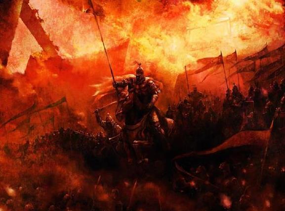 Burning and Pillaging