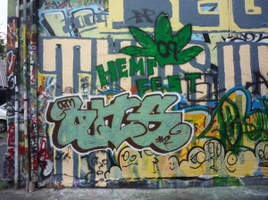 hempfest graffiti