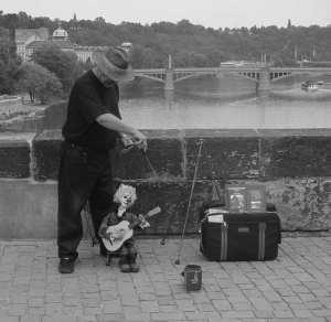 Prague-Marionette