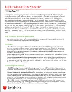 LSM_Proxy Access