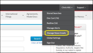 Manage News