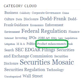 Securities Mosaic: Looking forward, looking back | Blogmosaic